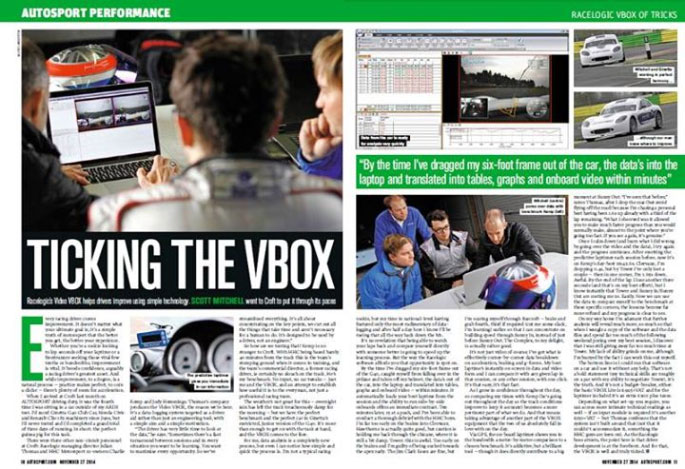 Austosport-article Ticking-the-VBOX